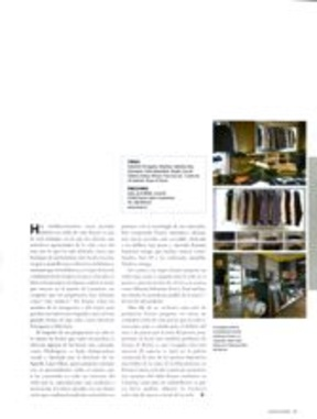 Editorial page from Gentleman(ES), 042009