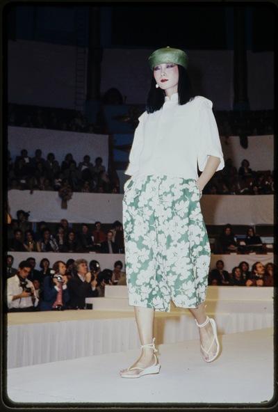 Fashion show Valentino
