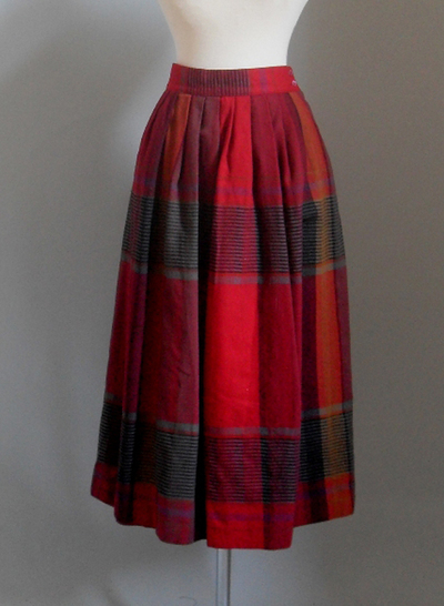 Image from object titled Skirt