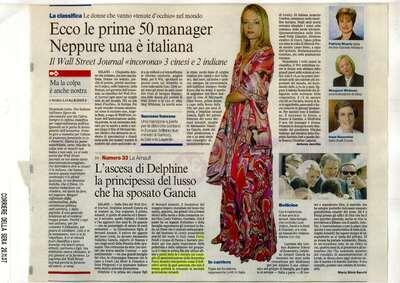 Corriere della Sera Italia - Articolo