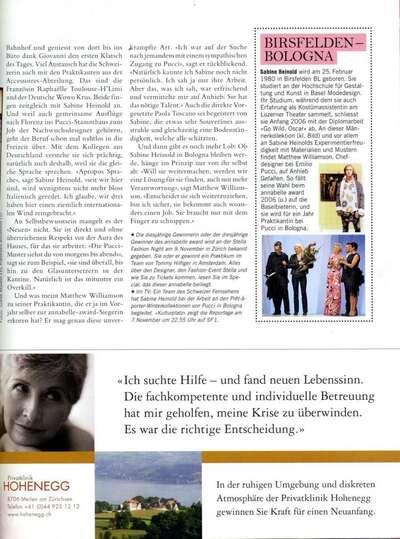 Annabelle Germania - Articolo