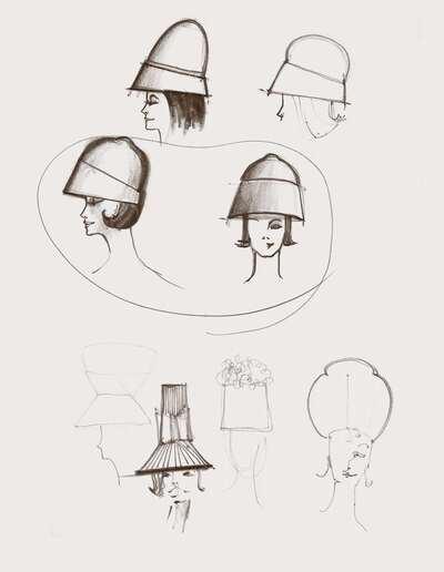 Schizzo Cappelli