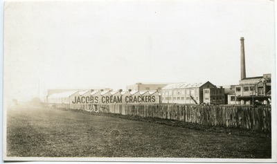 Image from object titled Jacob's Factory exterior in Aintree