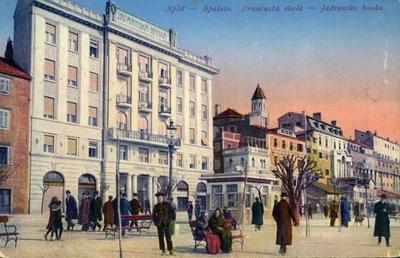 Zgrada Jadranske banke: fotografija