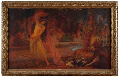 Ples Salome: slika