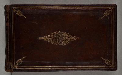 Album amicorum / van Goswinus van Nyendaal (-1690), remonstrants predikant