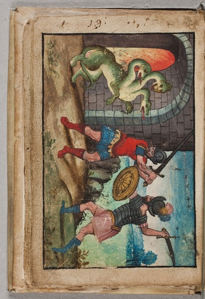 Image from object titled Illustratie / in het album amicorum van Poppe van Feytsma (-1583)