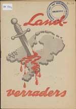 Landverraders! / door Max Blokzijl ; met een voorw. van N. Oosterbaan