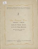 Redevoeringen en toespraken van H.K.H. Prinses Juliana en Z.K.H. Prins Bernhard, 10 mei 1940-10 mei 1941 / verzameld door E.G. Kroon-Nédéla