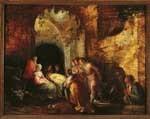 Image from object titled De aanbidding van de herders