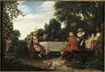 Image from object titled The Garden Party
