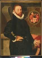 Portret van Jacob Huygensz. Gael