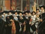 Image from object titled Officieren van de Haarlemse Cluveniersdoelen, 1630