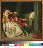 Image from object titled Bordeelscène