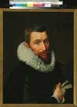 Portret van Floris (van Overrijn) Schoterbosch