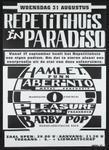Repetitiehuis in Paradiso