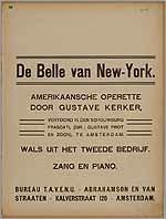 De Belle van New-York