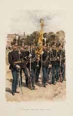 7e Regiment Infanterie, Groote Tenue
