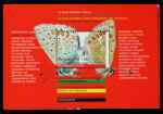 Postzegel Nederland 1993, Blok Natuur en Milieu, Icarusblauwtje