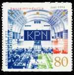 Postzegel Nederland 1994, Beursintroductie Koninklijke PTT Nederland NV