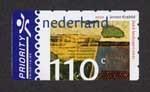 Postzegel Nederland 2000 Priority Nederlands Landschap
