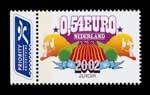 Postzegel Nederland 2002 Europa: Circus: circusaffiche