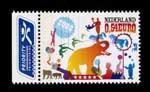 Postzegel Nederland 2002 Europa: Circus: activtiteiten in circustent