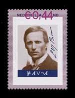 Postzegel Nederland 2007 Persoonlijke postzegel: L.E.J. Brouwer, wiskundige