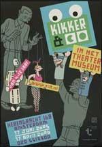 Kikker en Co. In het Theatermuseum