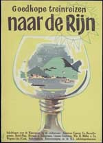 Image from object titled Goedkope treinreizen naar de Rijn