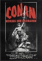 Conan, koning der barbaren