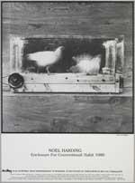 Noel Harding Enclosure For Conventional Habit 1980.