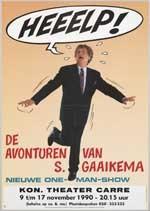De avonturen van S. Gaaikema : Nieuwe One-Man-Show