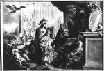Philip-Eugen van Hoorn draagt zijn doctorsthesis op aan aartshertog Leopold-Willem