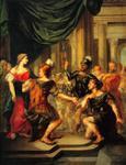 Scipio Africanus en de bruid van Numantia