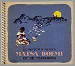 Matsa Boemi op de Tafelberg / [El Pintor]