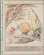 n Vruchtenmandje / versjes Lizzy Ansingh ; illustraties Nelly Bodenheim ; sierschrift Tine Baanders