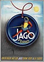 Jago shawls. Zon of regen.. met een Jago shawl kunt u ertegen.
