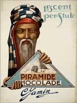 Jamin Piramide Chocolade