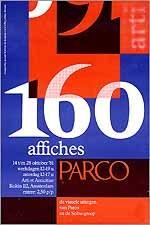 160 affiches Arti et Amicitiae Parco.