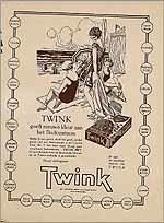 Een wenk voor Twink verbruiksters