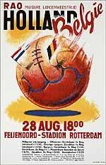 RAO Militaire Landenwedstrijd Holland-Belgie