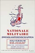 Nationale Militaire Zwemkampioenschappen