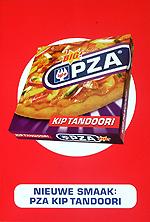 Image from object titled Iglo Pizza Kip Tandoori
