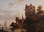 Boating (1839)