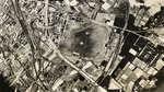 Luchtfotografie.Luchtfoto's. Luchtfoto van de stad Münster, Westfalen, Duitsland, 1940.