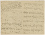 Vincent van Gogh to Eugène Boch (with 1 letter sketch)