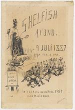 Programs of the Shelfish night, the Shelfish-club