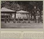 Voorstelling van pradjoerits van Mataram in de kraton van Jogjakarta
