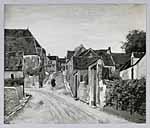 Stadje in Normandië